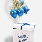 Коробка шаров